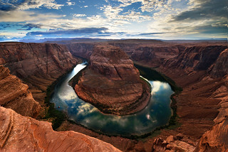 Horseshoe Bend pre sunset | by rcadby14