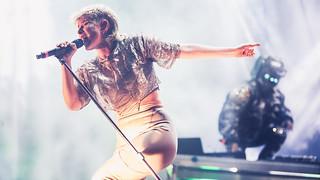 Røyksopp & Robyn, Øyafestivalen 2014 | by NRK P3