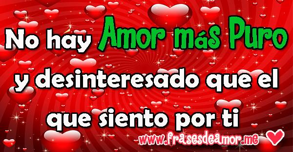 Lindas Frases Para Mi Amor Y Dedicarlos Frases De Amor