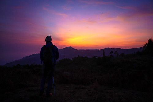 sky india colors sunrise landscape landscapes photographer sony ngc tamilnadu ooty westernghats sillhoutte mirrorless thenilgiris sonynex3n