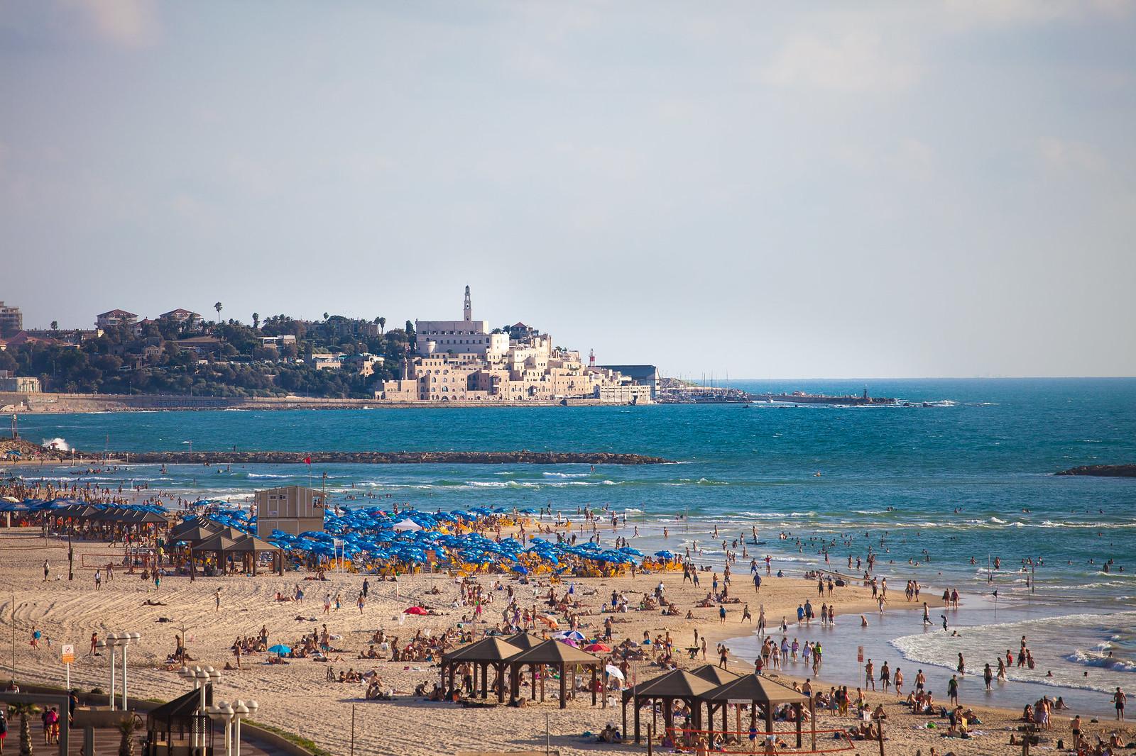 Beach 2 _  Jaffa _ Tel Aviv _ Dana Friedlander