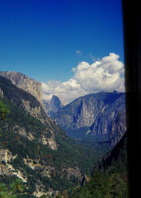 vallée de yosemite sept 1979