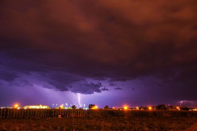 082114 - Nebraska August Night Thunderstorms