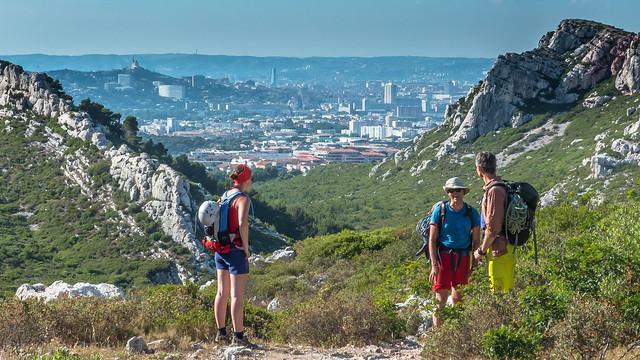 Cityscape: Marseille