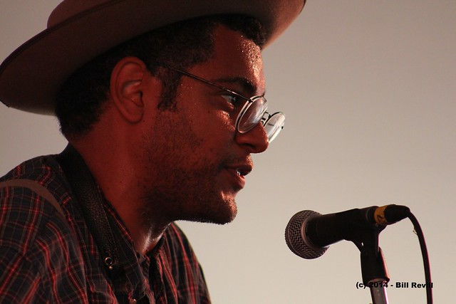 Dom Flemons @ Rhythm & Roots