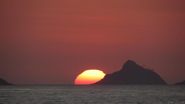 Vista da Pedra do Arpoador, Rio de Janeiro