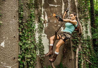 Tomb Raider Shooting | by Tolga Cetin Photography