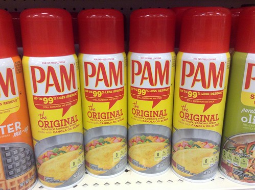 Pam Cooking Spray | by JeepersMedia