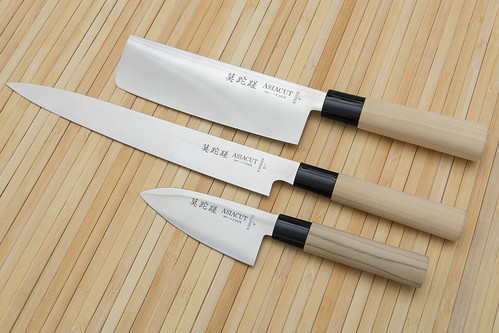 Asia Cut Knives by Friedr. Dick | by Didriks
