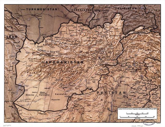 1999 Afghanistan