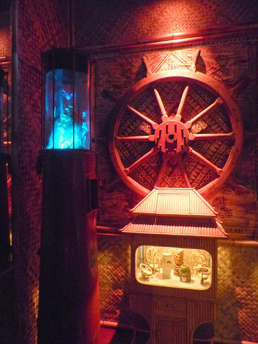 Bahooka relics at Pacific Seas | by The Tiki Chick