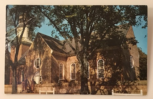 Williamsburg, Virginia postcard | by blakespot