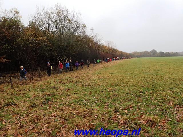 2016-11-16    3e Rondje-WolfHeze   25 Km  (24)