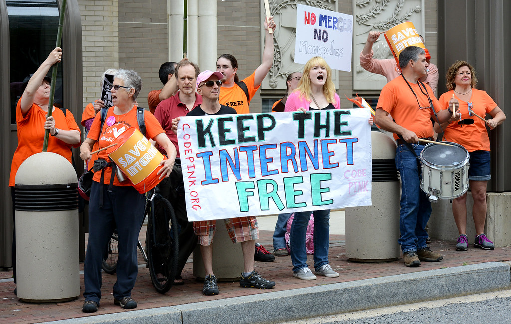 FCC Save The Internet Rally 20