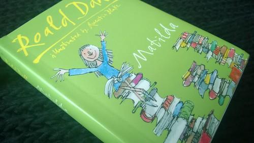 Matilda by Roald Dahl | by stasialbean