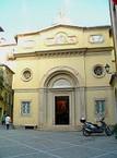 facciata estena cappella