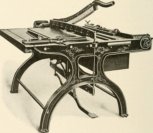 "Image from page 127 of ""Bookbinding and its auxiliary branches"" (1914) 
