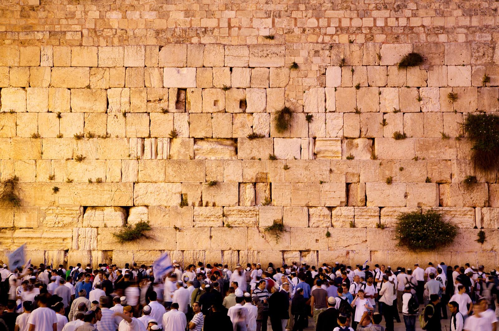Jerusalem_Western Wall_2_Noam Chen_IMOT