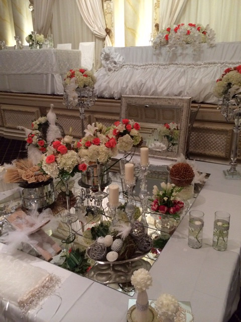 Persian ceremony By Farah florist