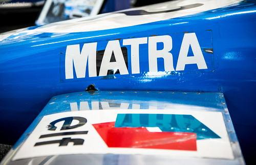 Formule 1 Matra Sports MS80 | by Quentin Boullier