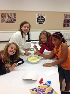 2014 Tween Scene No Bake Cheesecake | by Franklin Park Library