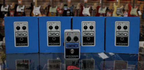 Electro-Harmonix Nano Looper 360 Pedal Looper | by LAMusicCanada