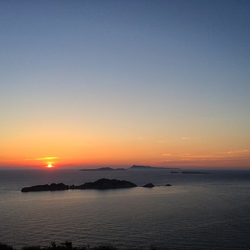 #sunset #tramonto #corfù #grecia #greece | by marf81