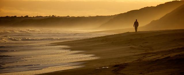 Point Lonsdale - Victoria - Bass Strait beach