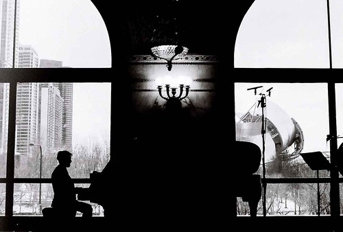 55/365: Piano Silhouette   by H_H_Photography