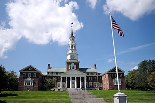 Colby College | by romanboed
