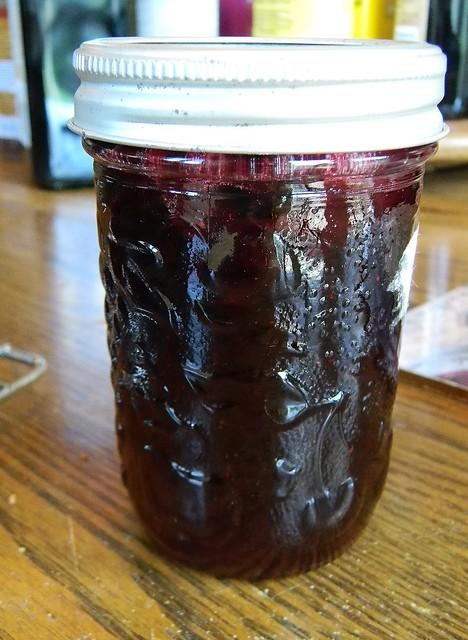 Cherry Berry Pineapple Jam
