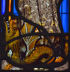 St Margaret's dragon (detail, 15th Century)