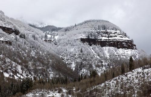 snow aspen vail conifer mountain colorado landscape earthnaturelife wondersofnature
