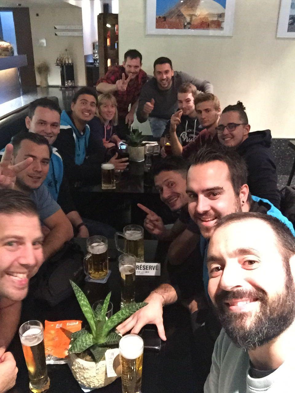 Trainingsweekend Herren 2016