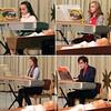 Musikdarbietungen der Jugendlichen