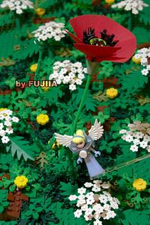 Spring scene | by fujiia