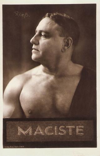 Bartolomeo Pagano aka Maciste