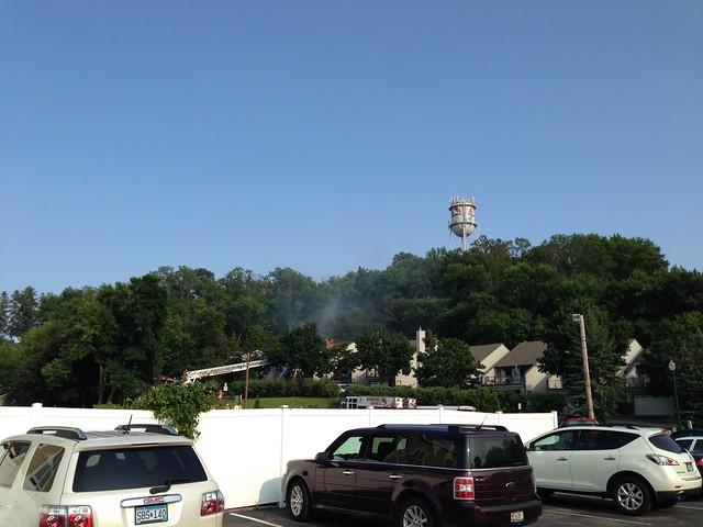 Waconia Explosion & Fire 7/17/14