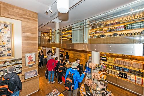 Edimbourg Scotch Whisky experience