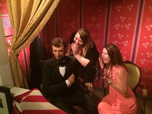 We tried to warn Abe...   by elysia1