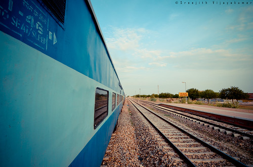 Indian Railways   by Sreejith Vijayakumar