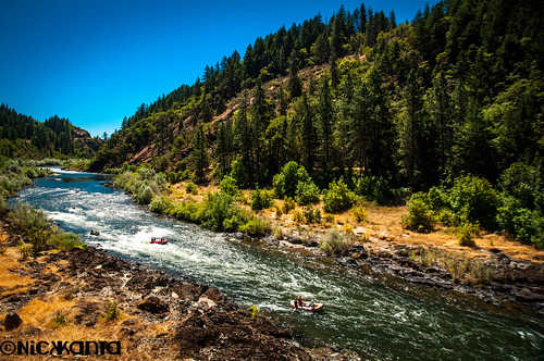 trees summer sky color water oregon river nikon canyon rafting rogueriver hellgate roguevalley d90 outdoorphotography tamron1750