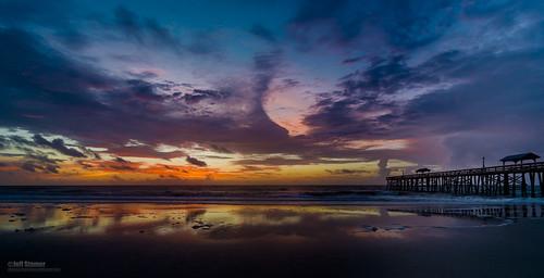 sunrise ameliaisland oceansunrise