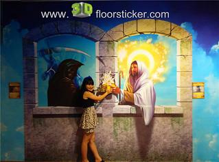 3d exhibition sticker (234)   by 3D floor sticker - YeJun