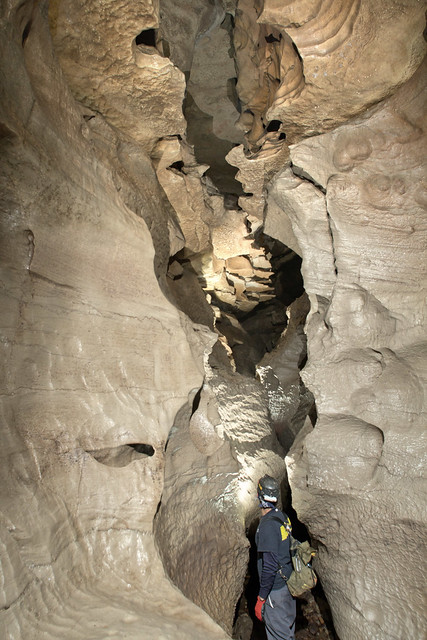Eric Scott, Sinking Cove Cave, Franklin County, Tennessee 1