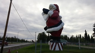World's Largest Santa Claus Statue | by Jason Rossiter