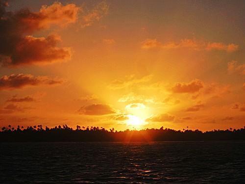 pacoalfonsocom sunset travel french polynesia paradise island pacific society islands