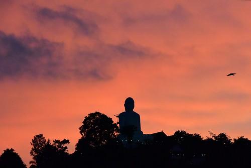 kandy srilanka asia ceylon sunset