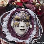 Viajefilos en el Carnaval de Venecia, Mascaras Venecianas 09