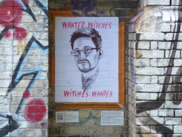 Witchhunt Snowden